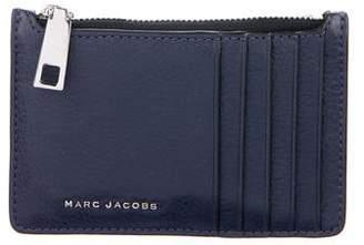 Marc Jacobs Metallic Leather Wallet