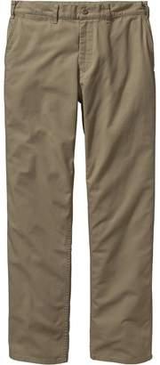 Patagonia Regular Fit Duck Pant - Men's