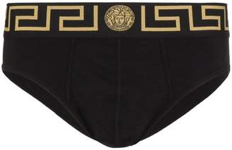 Versace greca border briefs