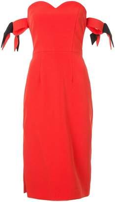 Milly sweetheart bustier dress