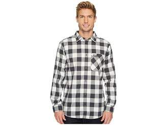 Jack Wolfskin Red River Shirt Men's Clothing