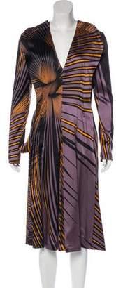 Vionnet Printed Midi Dress