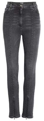 Magda Butrym Westerville Zip Ankle Skinny Jeans