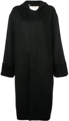 ADAM by Adam Lippes hooded zipped coat