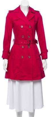 Marc by Marc Jacobs Short Double-Breasted Coat