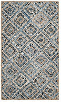 Cape Cod Collection Runner Rug, 2'3 x 4'