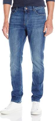 DL1961 Men's Cooper Relaxed Skinny Fit Jean in Rail 32