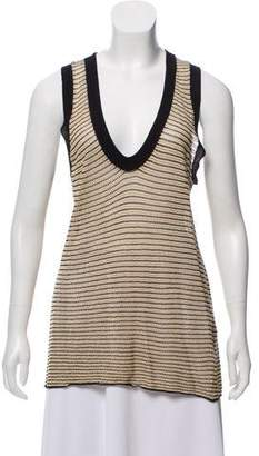 Zadig & Voltaire Knit Tank Top
