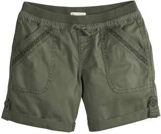 So Girls 7-16 & Plus Size SO Bermuda Shorts