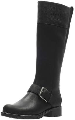24d730ef355e0e Clarks Orinoco Jazz Knee High Boots - Black