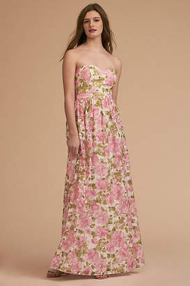 Anthropologie Jessa Wedding Guest Dress
