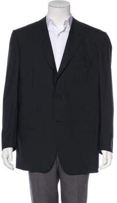 Kiton Pinstriped Sport Coat