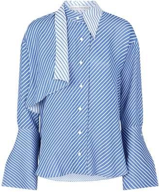 Palmer Harding Palmer/Harding Asymmetric Shirt