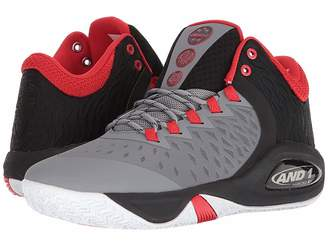 AND 1 Attack Mid Men's Basketball Shoes