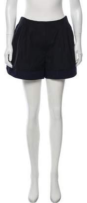3.1 Phillip Lim Woven Mini Shorts