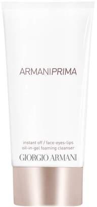 Giorgio Armani Prima Oil-In-Gel Foaming Cleanser