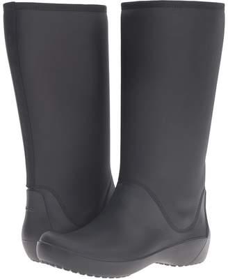 Crocs RainFloe Tall Boot Women's Boots