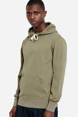 Saturdays NYC Ditch Gotham Chest Hooded Sweatshirt