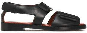3.1 Phillip Lim Addis Cutout Leather Sandals