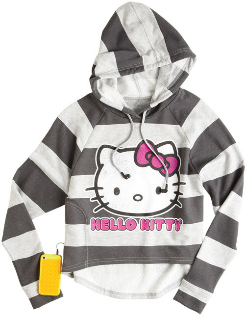 Hello Kitty Hoodie Buddie Sweatshirt