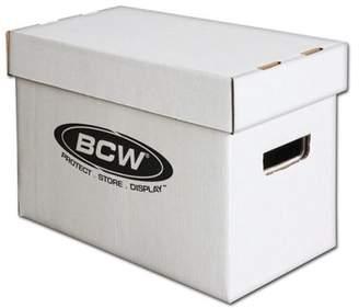BCW Diversified Bcw Direct Short Comic Book Storage Boxes Supply - Half Box