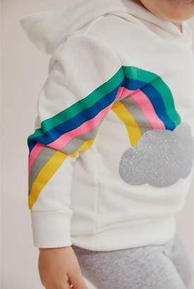 Country Road Rainbow Hooded Sweat