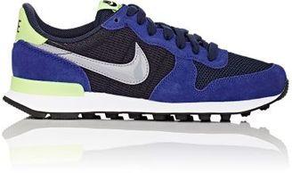 Nike Women's Internationalist Sneakers-BLACK $90 thestylecure.com