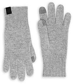 Rag & Bone Women's Logan Cashmere Texting Gloves