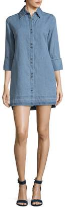 J Brand Women's Bacall Shirt Dress