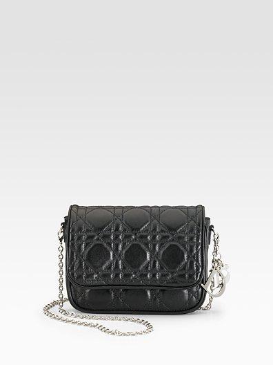 Dior Lady Dior Mini Shoulder Bag