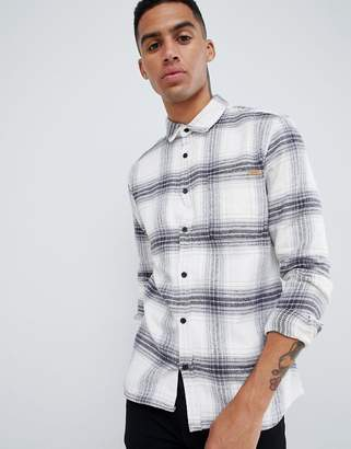 ONLY & SONS heavy check shirt in regular fit