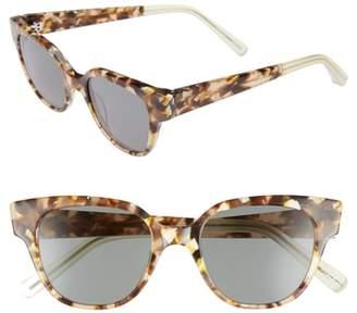 Elizabeth and James Avory 49mm Cat Eye Sunglasses