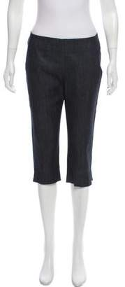 Donna Karan Cropped Mid-Rise Pants w/ Tags