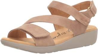 Easy Spirit Women's Kailynne2 Wedge Sandal