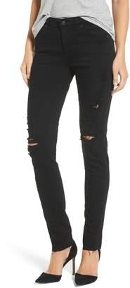 AG Jeans Prima Mid Rise Cigarette Jeans
