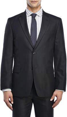 Tommy Hilfiger Black Trim Fit Suit Jacket