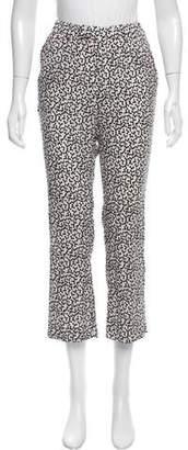 Piamita Silk Mid-Rise Pants w/ Tags