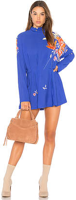 Free People Gemma Tunic Dress