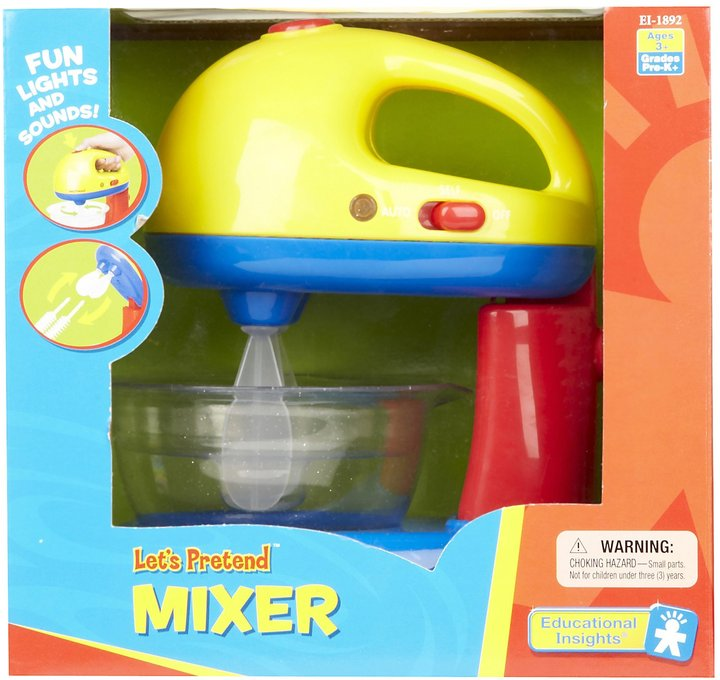 Educational Insights Let's Pretend Mixer