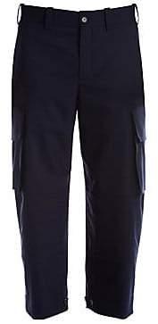 Neil Barrett Men's Wide-Leg Cargo Trousers