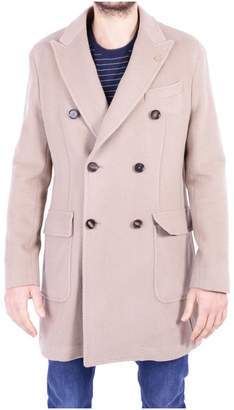 Paoloni Blend Wool Coat