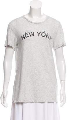 Rebecca Minkoff New York Short Sleeve T-Shirt