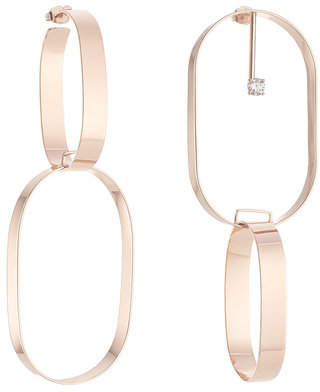 Maison Margiela Mixed Loop Earrings