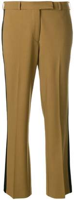 Etro stripe detail trousers