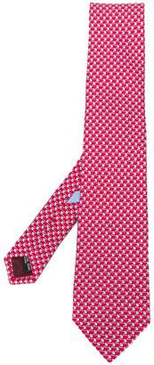 Salvatore Ferragamo all-over print tie