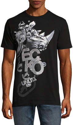 Ecko Unlimited Unltd. Short-Sleeve The Aggressor Tee