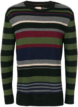 Nudie Jeans striped jumper