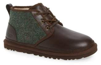 UGG Neumel Wool & Leather Chukka Boot