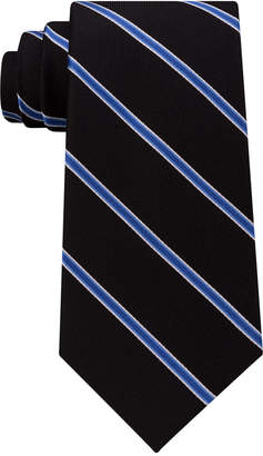 Club Room Men Collegiate Stripe Silk Tie