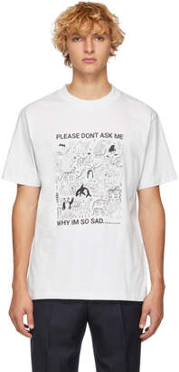 Off-White 424 Dont Ask T-Shirt